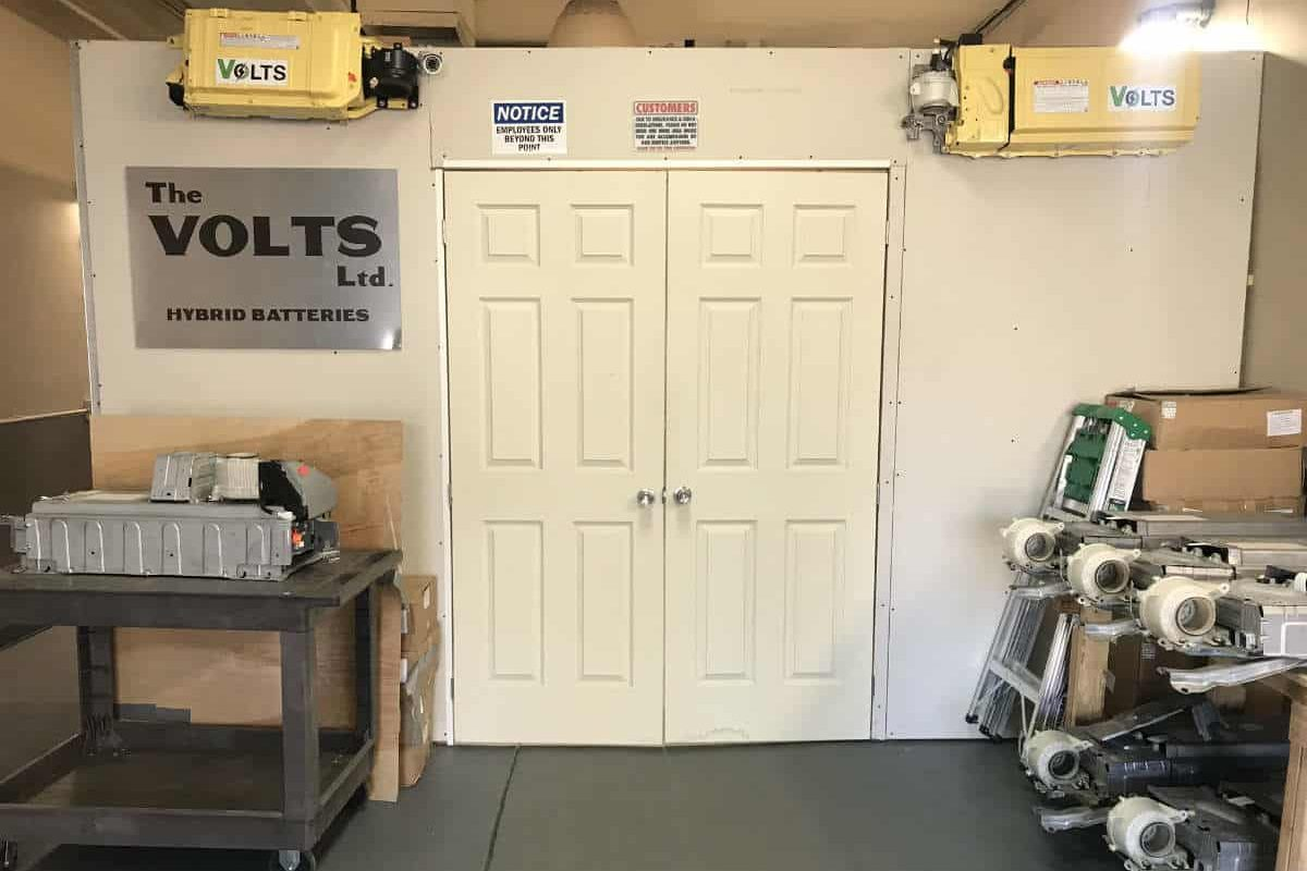Reconditioning facility